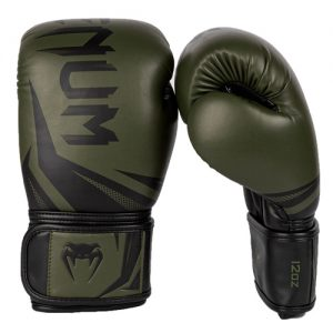 Venum Challenger 3.0 Boxing Glove – Khaki/Black