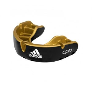 Adidas OPRO Gold Gumshield – Black/Gold