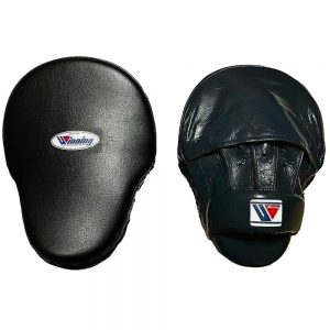 Winning CM-60 High Grade Punch Mitts – Black