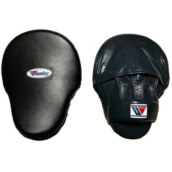 Winning CM-60 High Grade Punch Mitts – Black