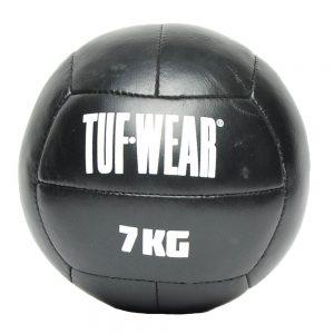 Tuf-Wear Leather Medicine Ball 7KG