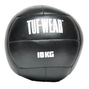 Tuf-Wear Leather Medicine Ball 10KG