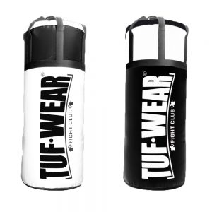 Tuf Wear 4FT Jumbo Punchbag – Black/White