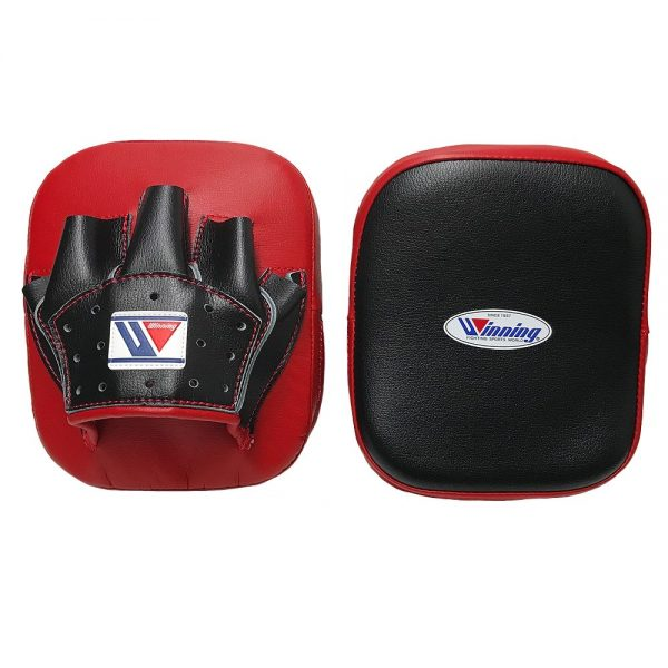 Winning CM-10 Cuban Style Punch Mitts – Red/Black