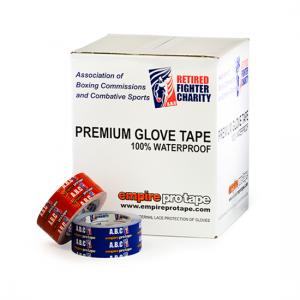 Empire Pro Tape A.B.C Glove Tape – 24 Rolls (12 Red/12 Blue)