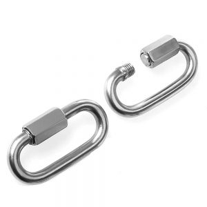 Pro-Box Screw Lock Carabiner Clip