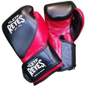 Cleto Reyes High Precision Training Gloves – Black/Red