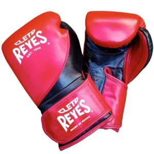 Cleto Reyes High Precision Training Gloves – Red/Black
