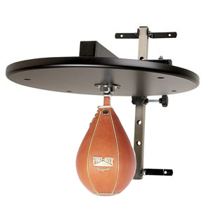 Pro-Box Elite Adjustable Speedball Platform and Ball