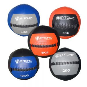 Bytomic Wall Ball (4kg, 6kg, 8kg, 10kg & 12kg)
