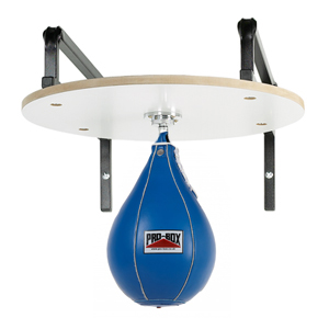 Pro-Box Club Speedball Platform and Ball – Blue