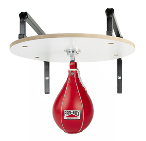 Pro-Box Club Speedball Platform and Ball – Red