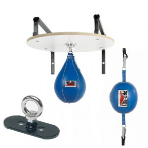 Pro-Box PU Floor To Ceiling & Speedball Set – Blue