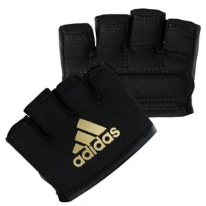 Adidas Knuckle Protector – Black/Gold