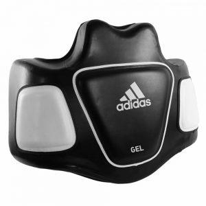 Adidas Gel Body Protector – Black/White