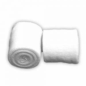 Cleto Reyes Le Roy Elastic Handwraps – White