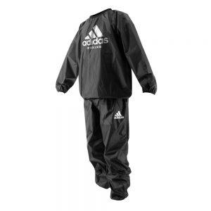 Adidas Boxing Sauna Suit – Black