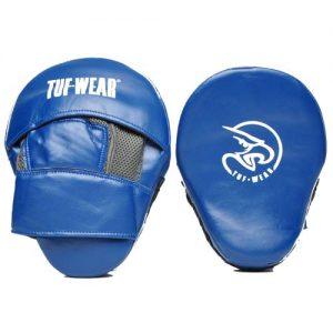 Tuf Wear Starter Curved Focus Pads – Blue