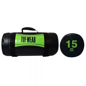 Tuf Wear 15KG Boot Camp Fitness Bag