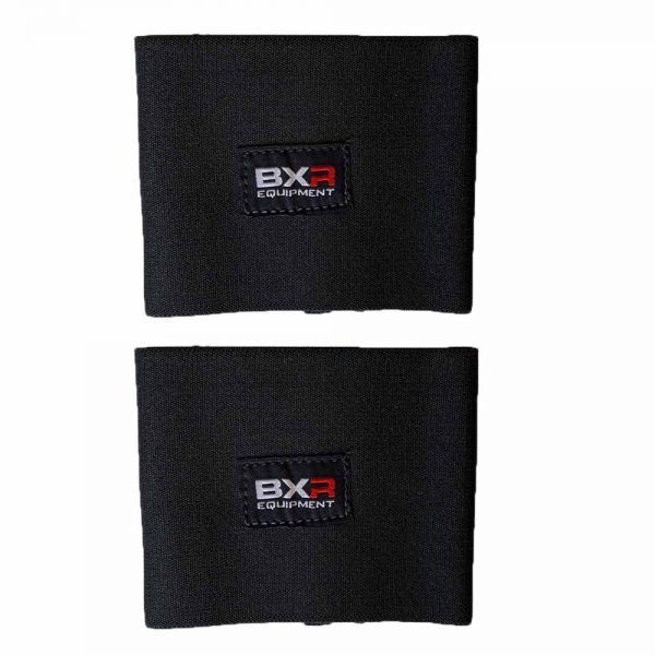 BXR Equipment Boxing Lace-Up Glove Sleeve – Black