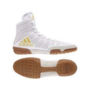 Adidas Varner Boxing Boot – White/Gold