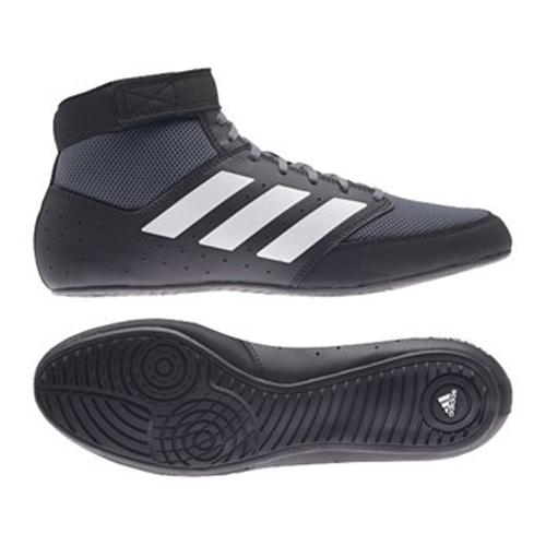 Adidas Mat Hog 2.0 Boxing/Wrestling Boot – Black/White