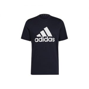 Adidas Classic Cotton T-Shirt – Black/White