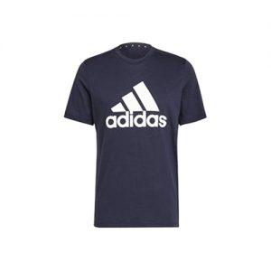 Adidas Classic Cotton T-Shirt – Navy/White