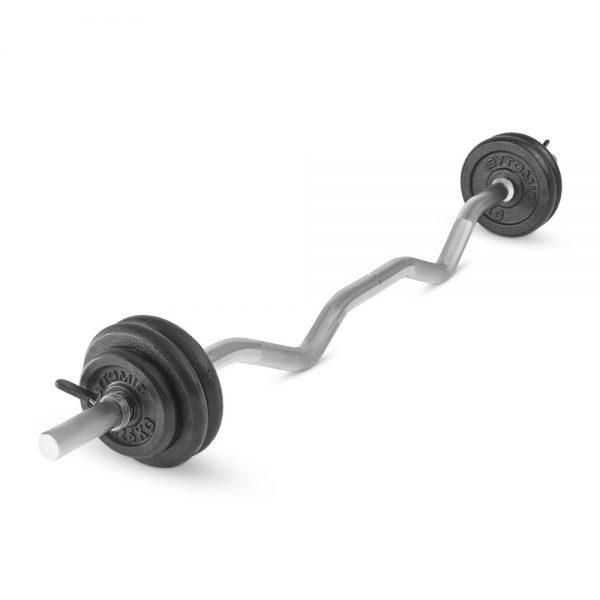 Bytomic 20kg Barbell Set