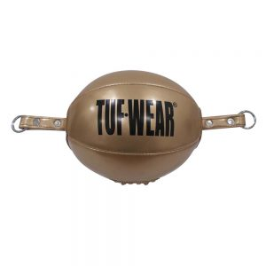 Tif-Wear Synthetic Leather Floor To Ceiling Ball – Gold
