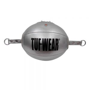 Tif-Wear Synthetic Leather Floor To Ceiling Ball – Silver
