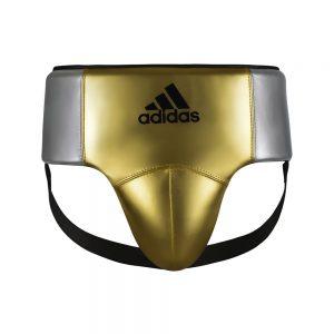 Adidas AdiStar Pro Groin Guard – Gold/Black/Silver