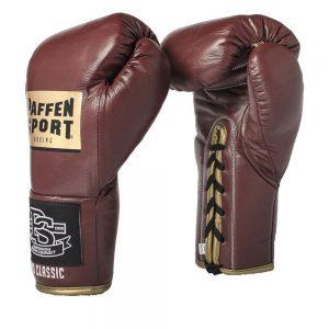 Paffen Sport Pro Classic Contest Boxing Glove – Vintage 10oz