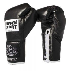 Paffen Sport Pro Classic Contest Boxing Glove – Black 10oz