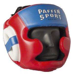 Paffen Sport Kids Training Headguard – Red/Blue