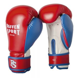 Paffen Sport Kids Boxing Gloves – Red/Blue