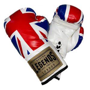Legends London Autograph Gloves – Union Jack