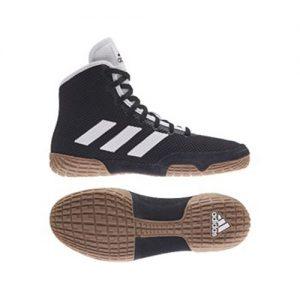 Adidas Tech Fall 2.0 Junior Wrestling/Boxing Boots – Black/White