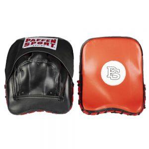 Paffen Sport Cuban Tech Coaching Pads – Black/Red