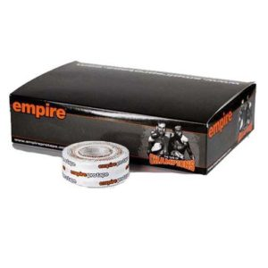 Empire Boxing Pro Tape – 2.5cm x 13mtr [Box of 12]