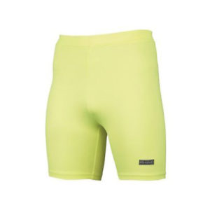 Rhino Baselayer Shorts – Fluo Yellow