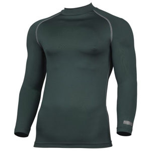 Rhino Performance Baselayer Longsleeve – Bottle Green