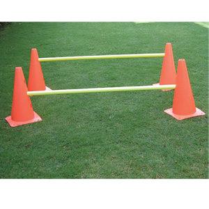 BXR 12″ Cone Agility Ladder Hurdles Set x 10