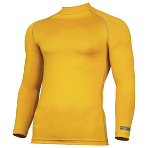 Rhino Performance Baselayer Longsleeve – Amber