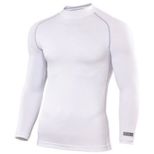 Rhino Performance Baselayer Longsleeve – White