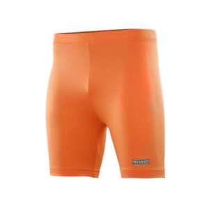 Rhino Baselayer Shorts – Orange