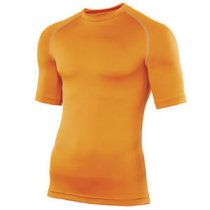 Rhino Performance Baselayer Shortsleeve – Amber