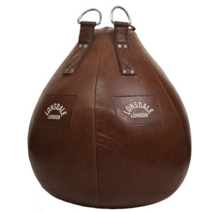 Lonsdale Vintage Large Maize Ball – Brown