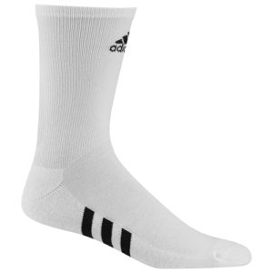 Adidas 3-Pack Sport Crew Socks – White [UK6-10]