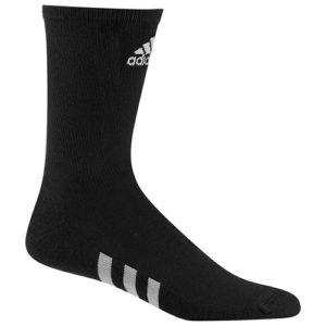 Adidas 3-Pack Sport Crew Socks – Black [UK6-10]